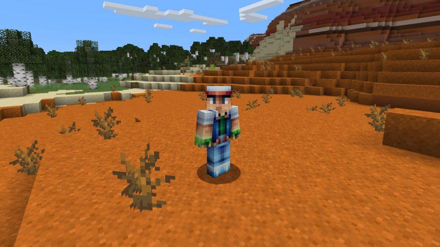 Minecraft skins Ash Ketchum