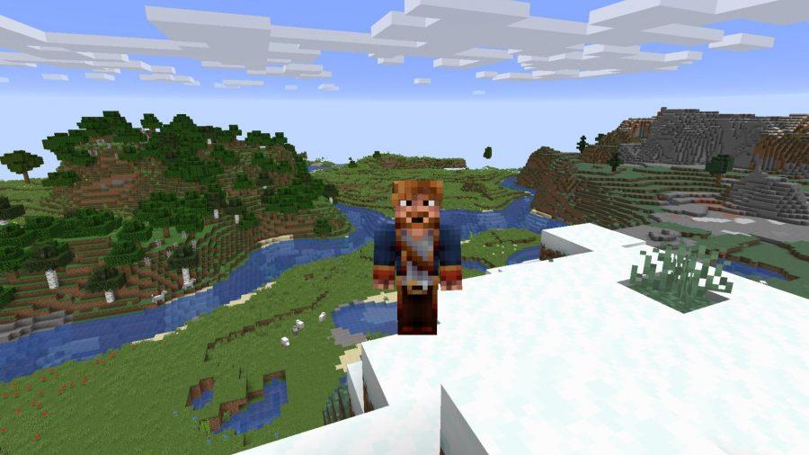 Minecraft skins Guy Threepwood