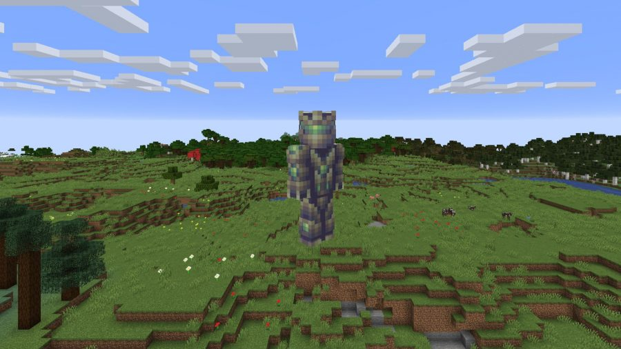 Minecraft skins Space Paladin