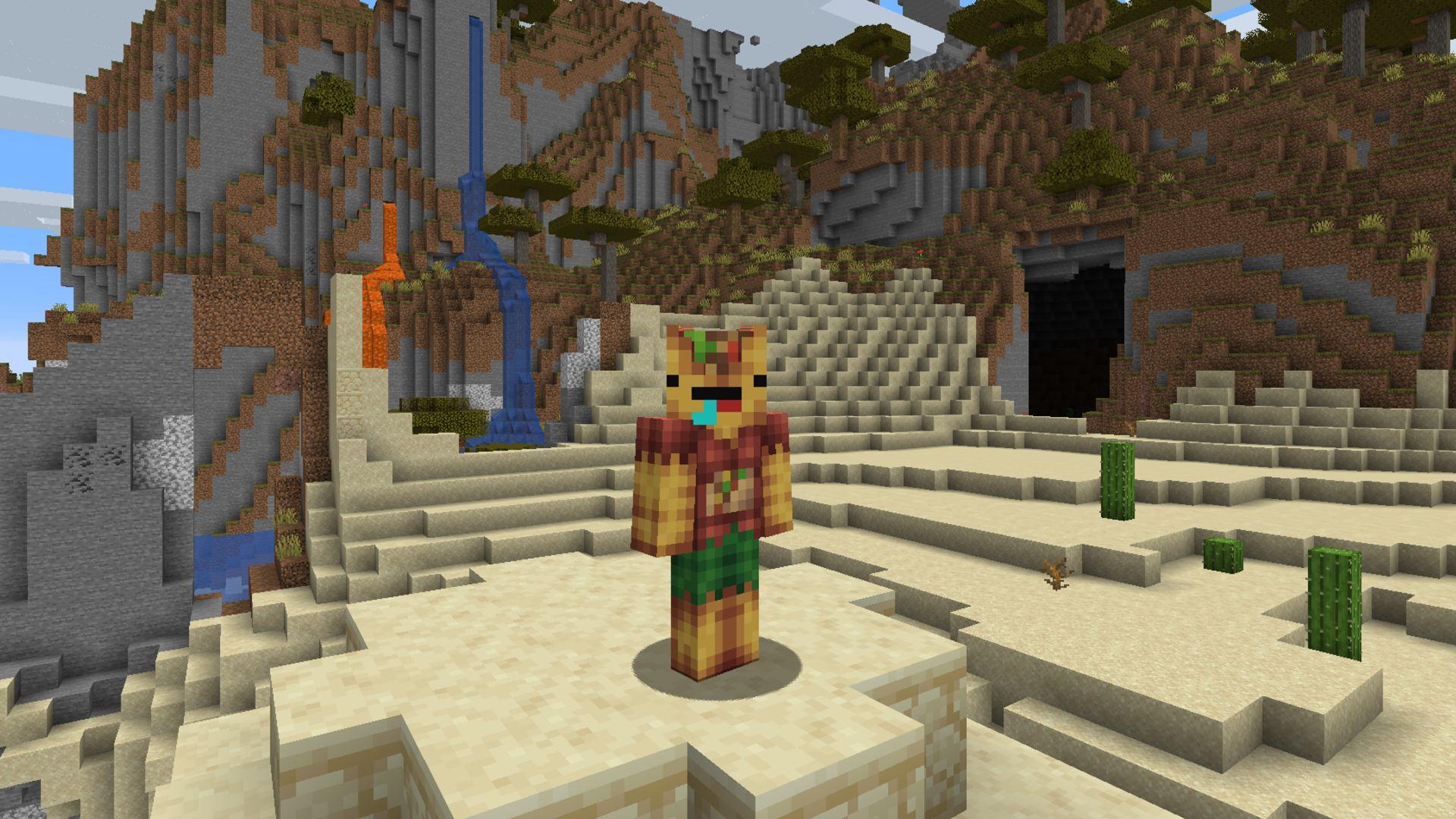 Cool Minecraft skins  PCGamesN