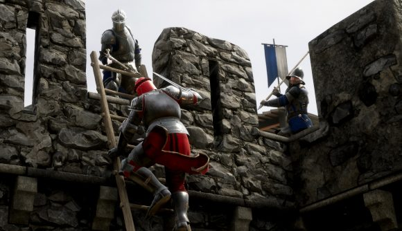 Mordhau now has an experimental ranked mode for duels   PCGamesN