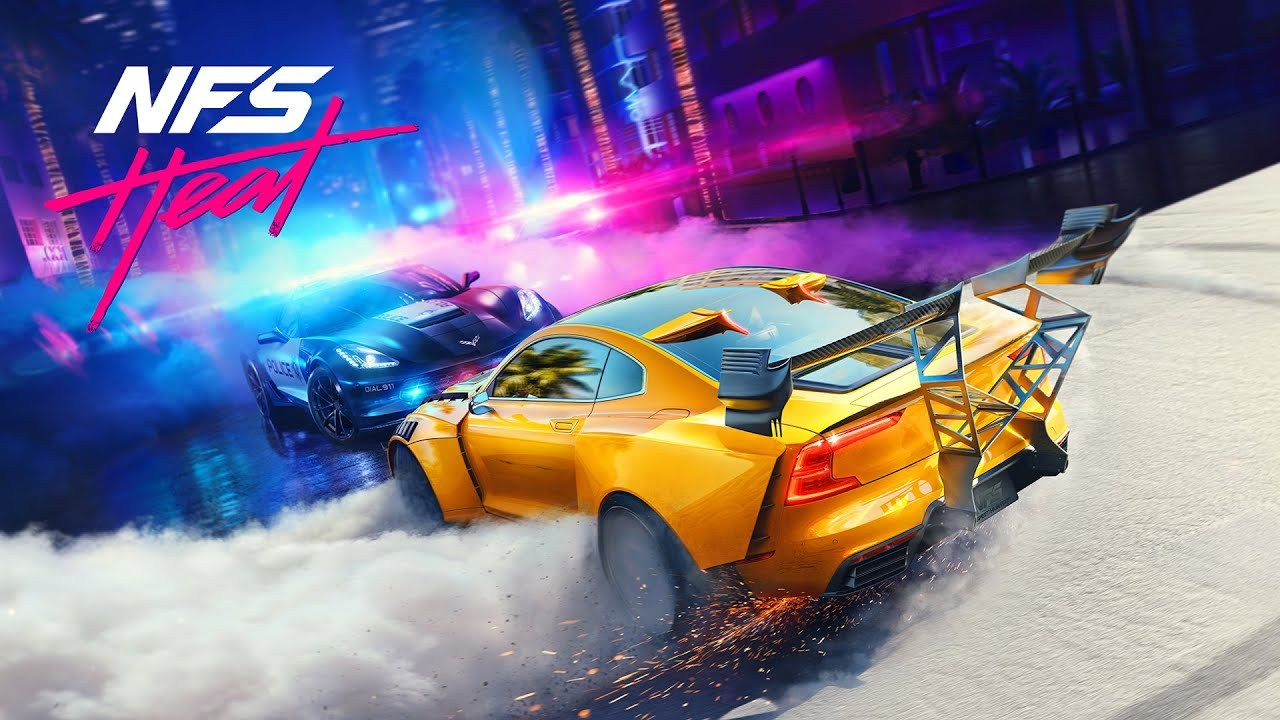 Need for Speed: Heat tile