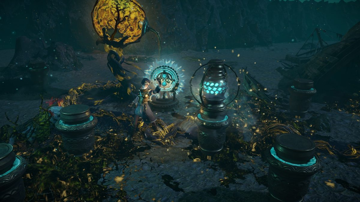 Path of Exile Blight release date: tower defence comes to