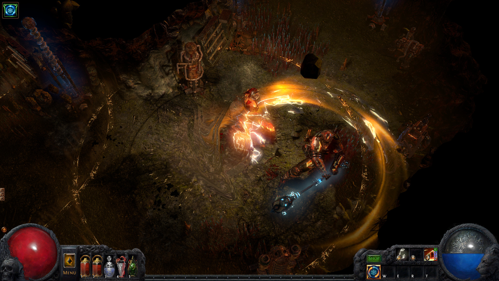 Path Of Exile Builds The Best Setups To Put Down Your Enemies Pcgamesn