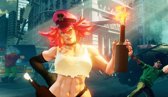 New Street Fighter V DLC characters revealed on Steam