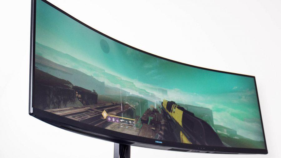 Samsung C49RG90 review: more than an ultrawide gaming monitor   PCGamesN