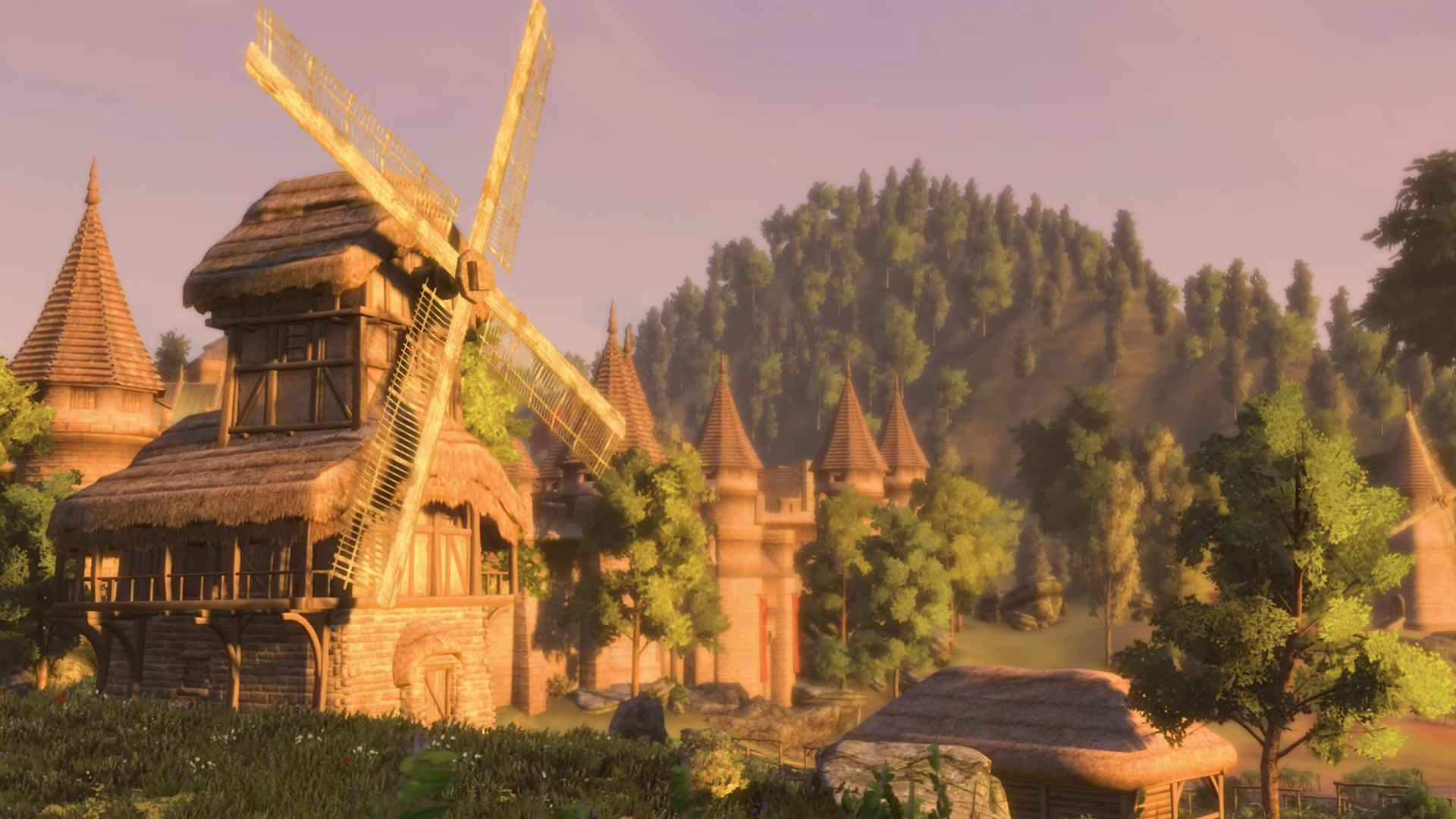 "Skyrim mod Skyblivion looks more gorgeous than ever, and ""the end is almost in sight"""