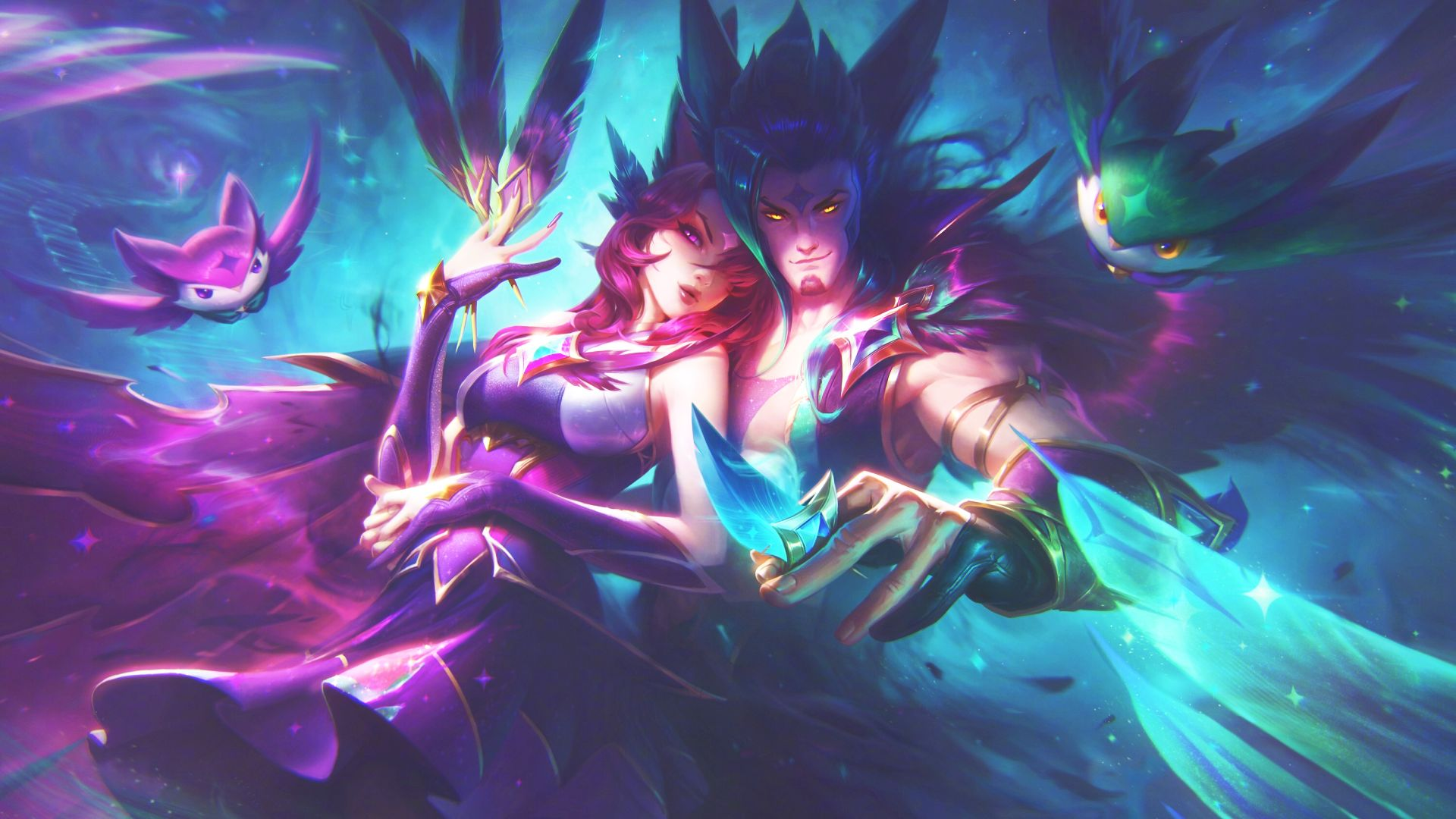 League Of Legends Patch 9 18 Star Guardian 2019 Pcgamesn