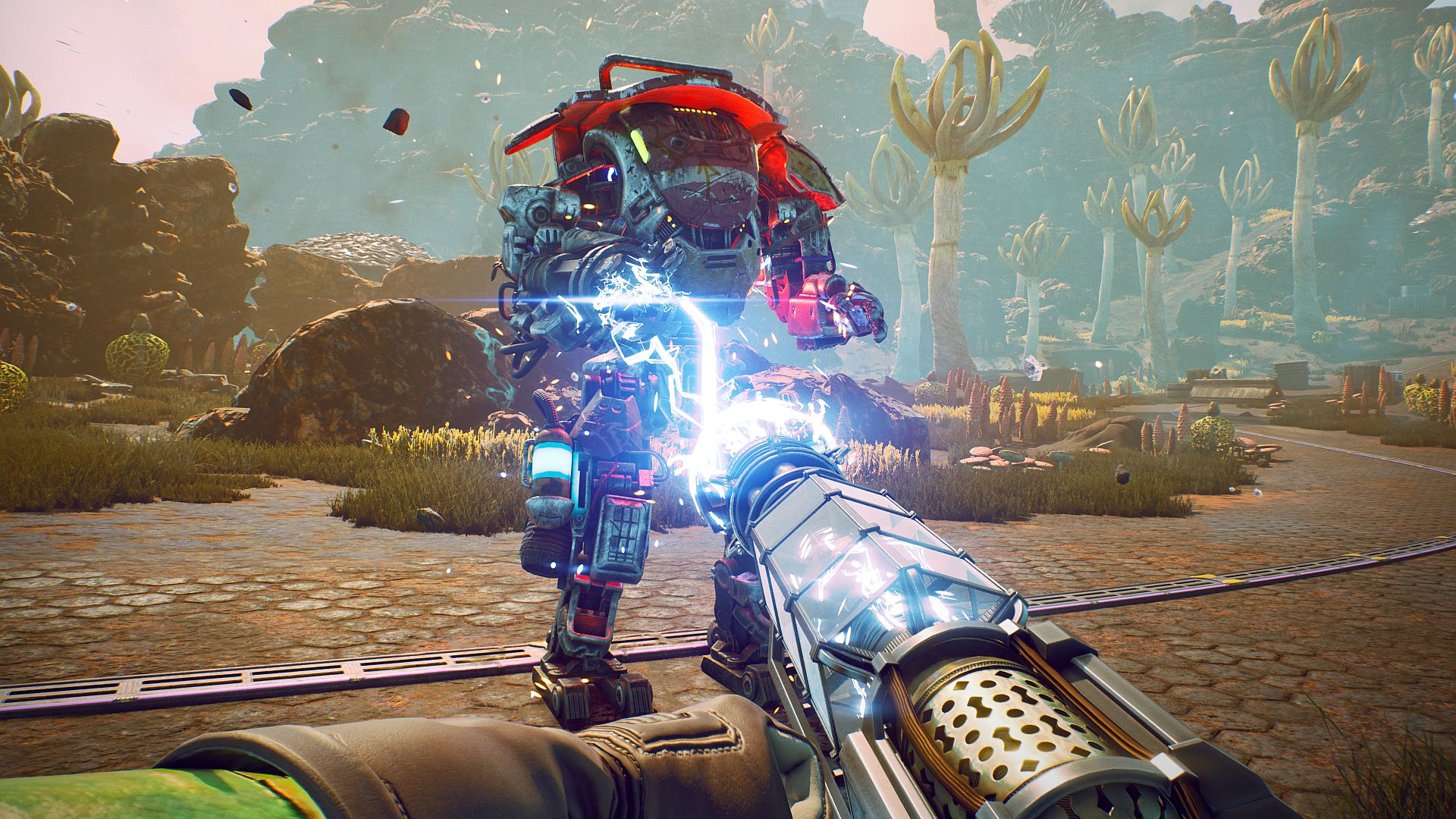 Here are 20 more minutes of The Outer Worlds gameplay from TGS