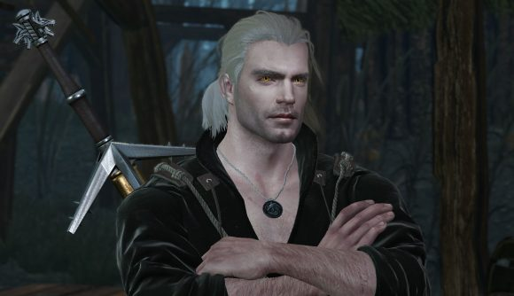 This The Witcher 3 Mod Replaces Geralt S Face With Henry
