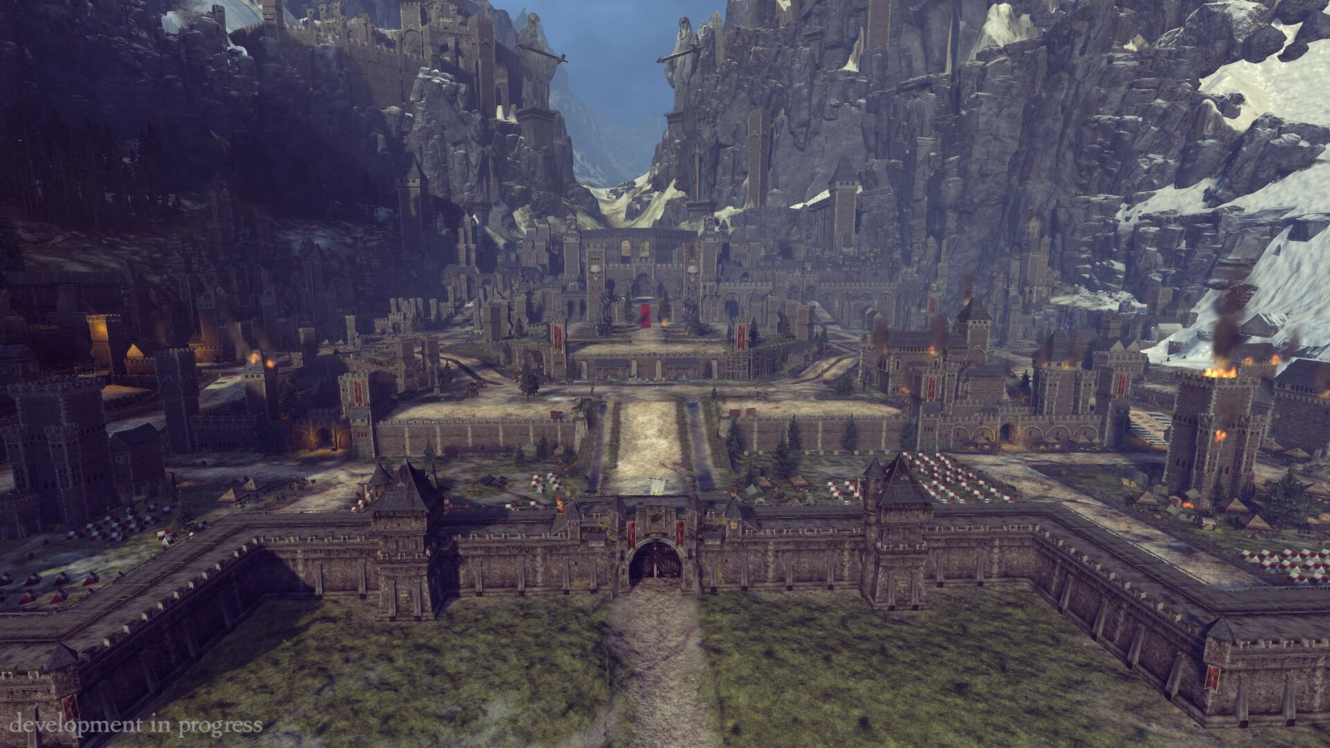Total War: Warhammer 2's is adding forts to Mortal Empires