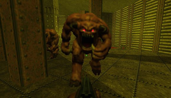 The Doom 64 re-release may still come to PC | PCGamesN