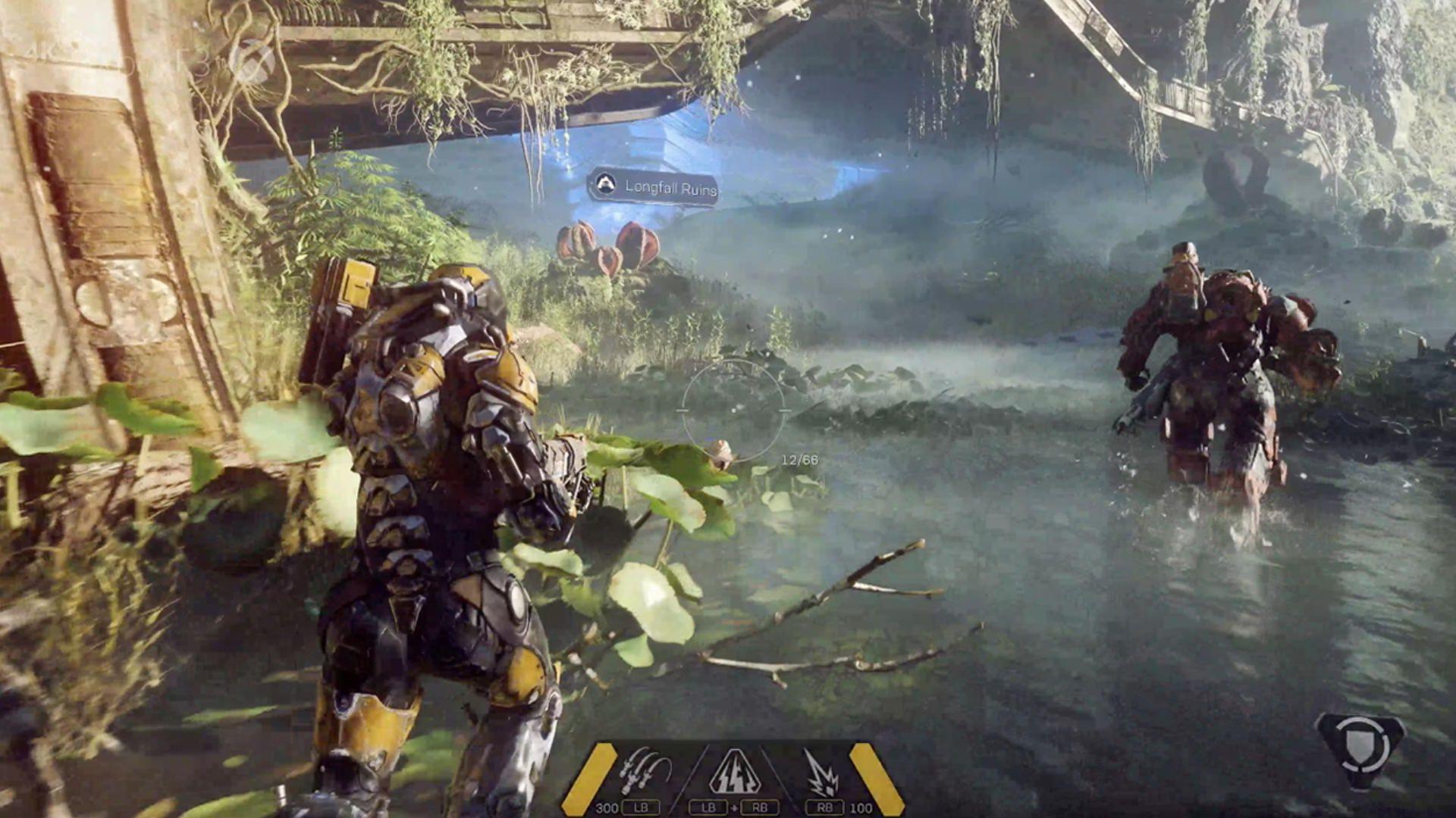 Bioware Has Plans For Anthem And Several Super Secret Big