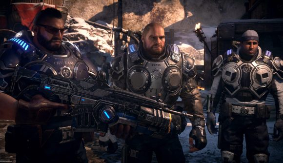 Fly your flag with Gears 5's multiplayer LGBTQ Pride banners