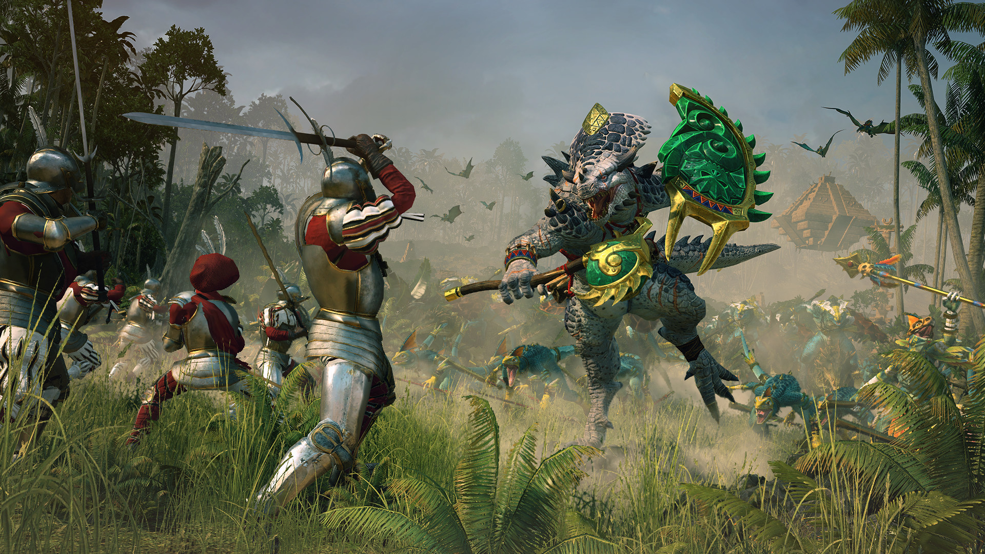 Gor-Rok is coming free to Total War: Warhammer 2 | PCGamesN