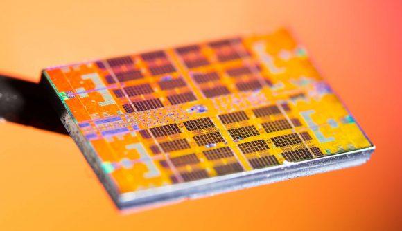 7nm AMD Ryzen chiplet image from Fritzchens Fritz
