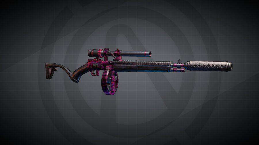 borderlands 3 legendary weapons