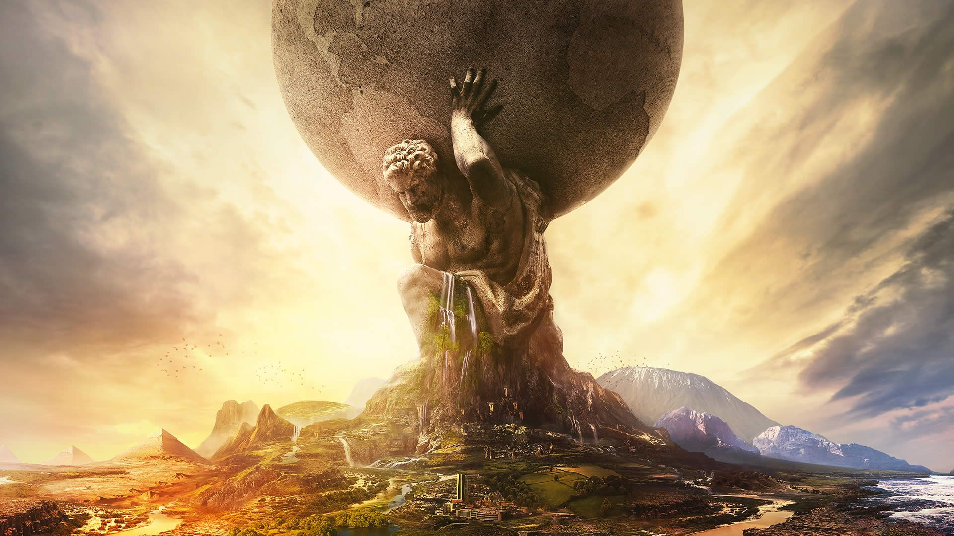 """Civilization 6 is getting a multiplayer mode """"unlike anything we've done before"""""""