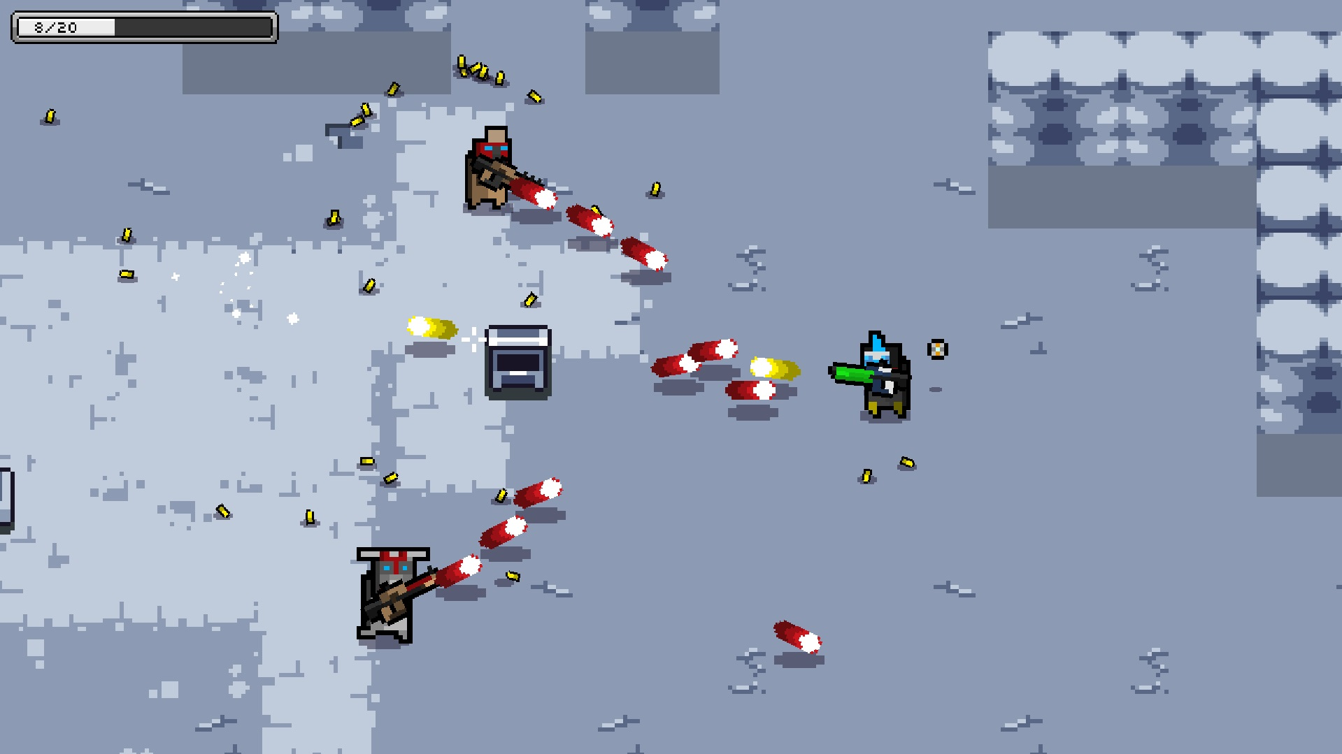 Destiny meets Nuclear Throne in this fan game, Destiny Zero