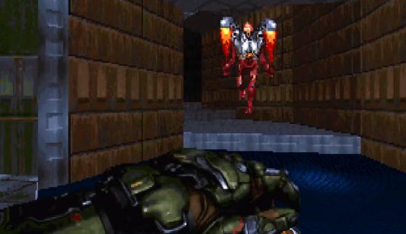 Doom 4 Vanilla lets you play New Doom in Old Doom | PCGamesN