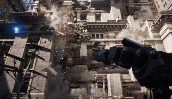 Unreal Engine 4 presenta su herramienta de destrucción masiva para sustituir al Nvidia PhysX