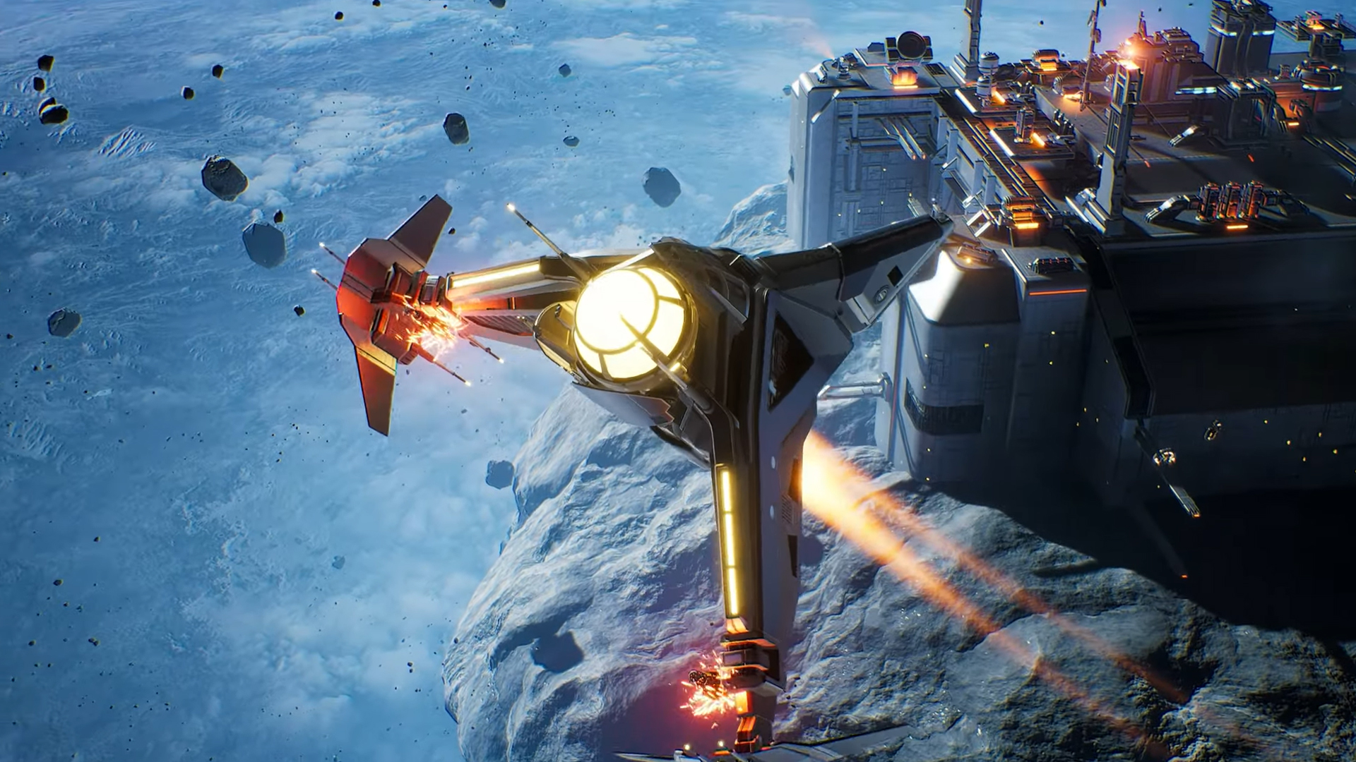 Everspace 2 makes an explosive argument for Diablo in space