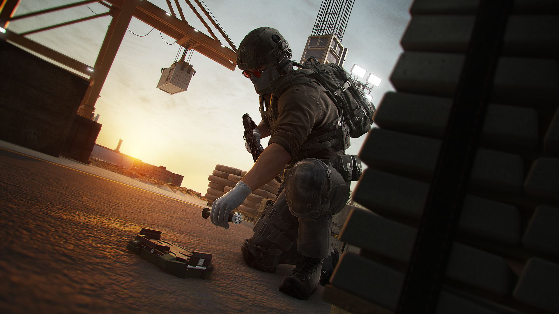 """Ghost Recon Breakpoint has a """"single connection between solo"""