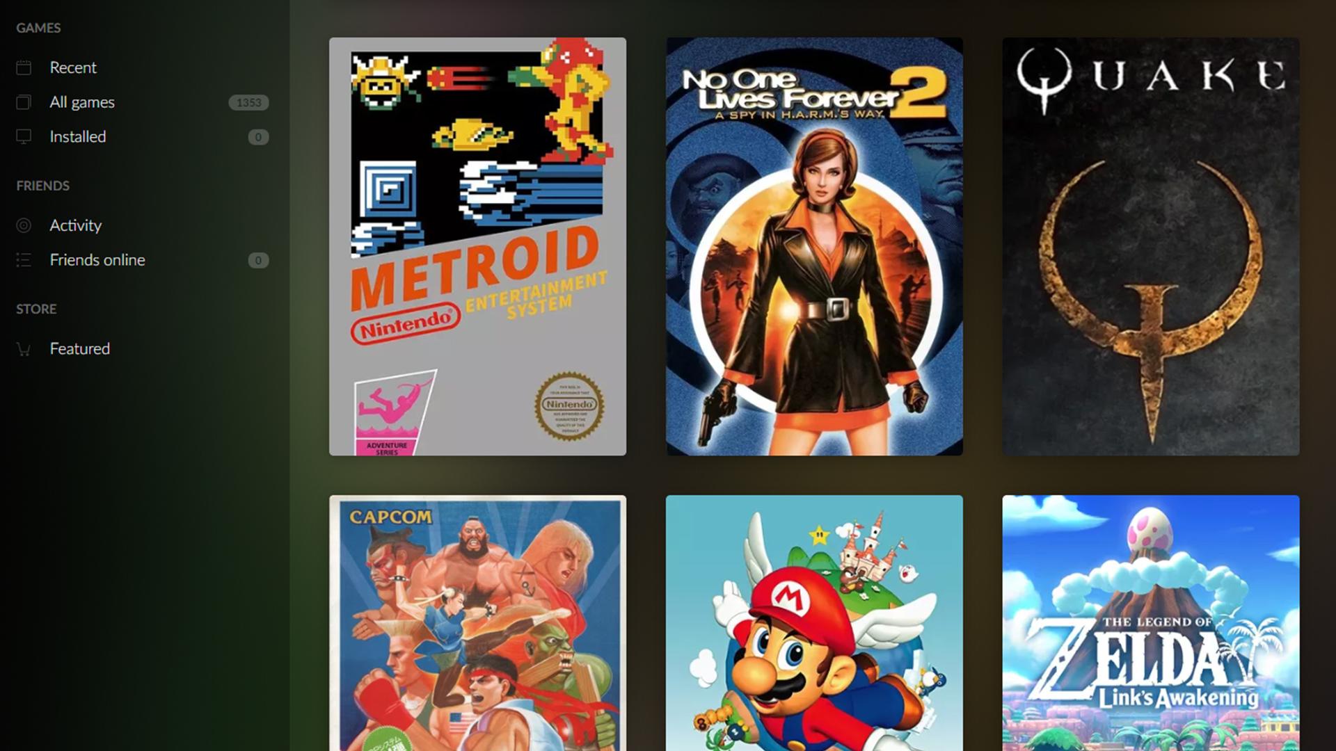 GOG Galaxy 2.0 prend désormais en charge «pratiquement tous les jeux existants», de Steam à NES.  GOG Galaxy 2.0 prend désormais en charge «pratiquement tous les jeux existants», de Steam à NES. gog galaxy 2