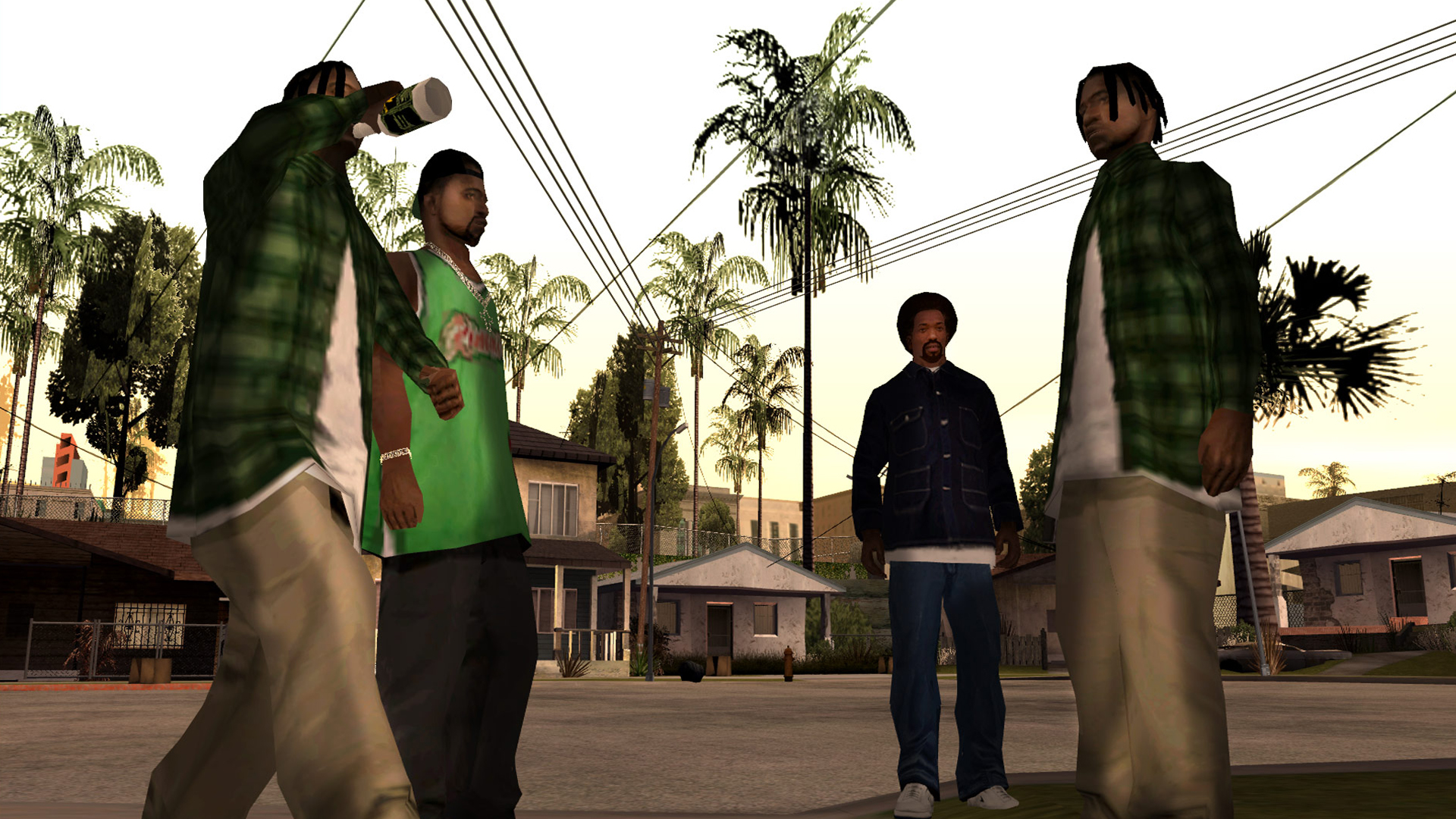 The Rockstar Games Launcher is here, and it comes with GTA: San Andreas for free