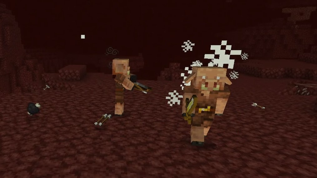 Minecraft is introducing new Piglins to the Nether
