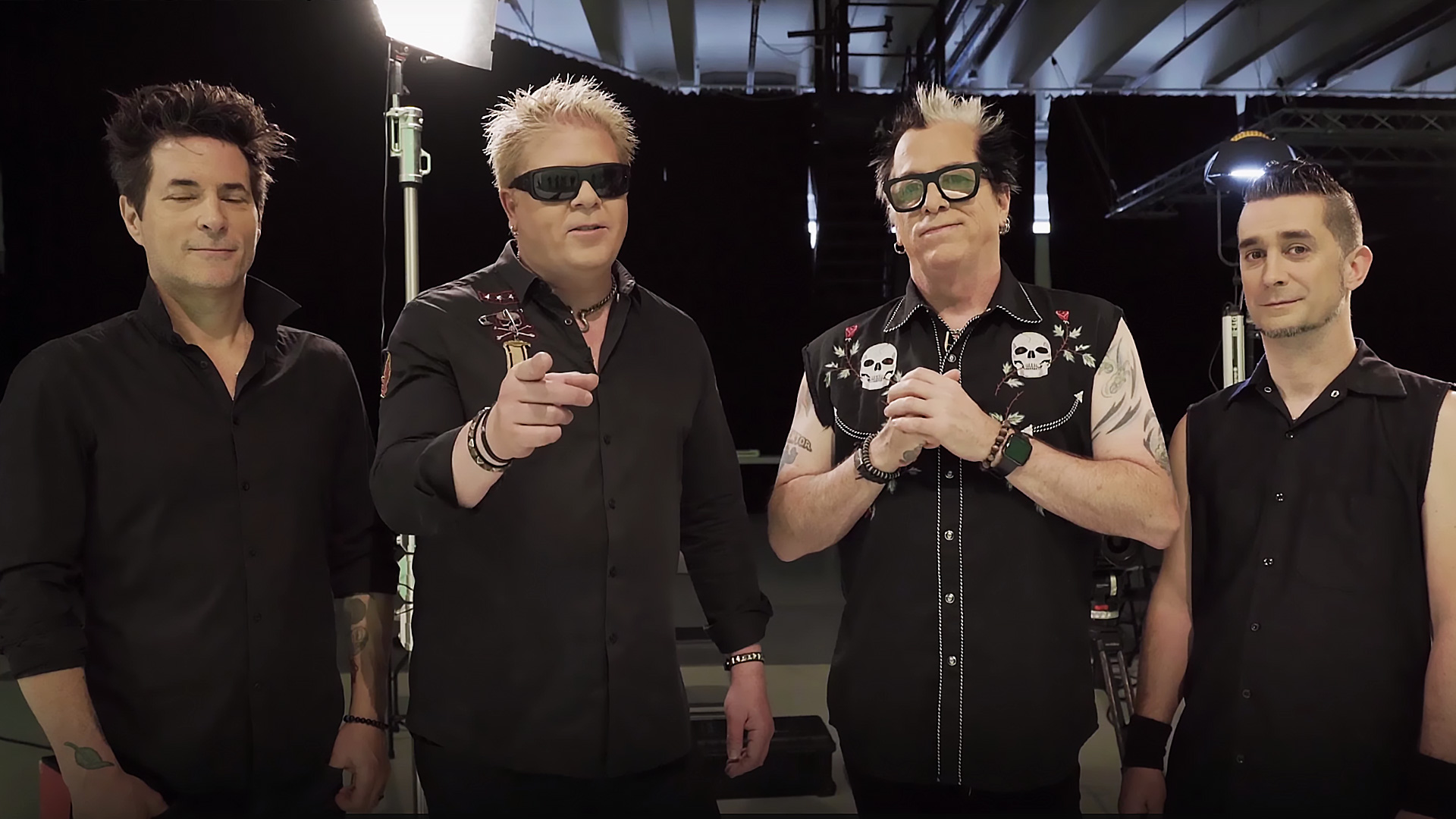 The Offspring are playing a gig inside World of Tanks