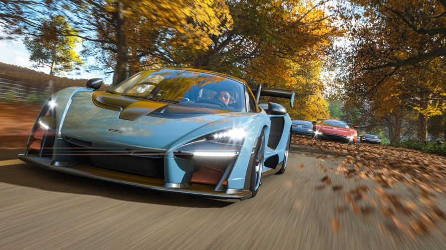 Open-world games, Forza Horizon 4