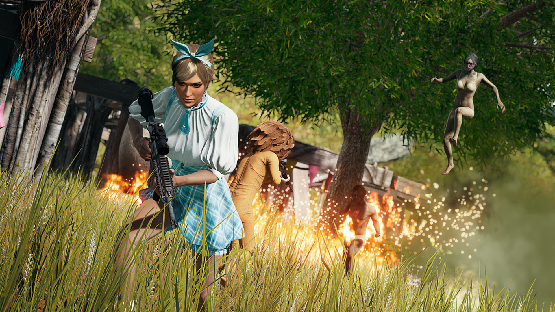 PUBG players on PC were incorrectly banned due to an update bug
