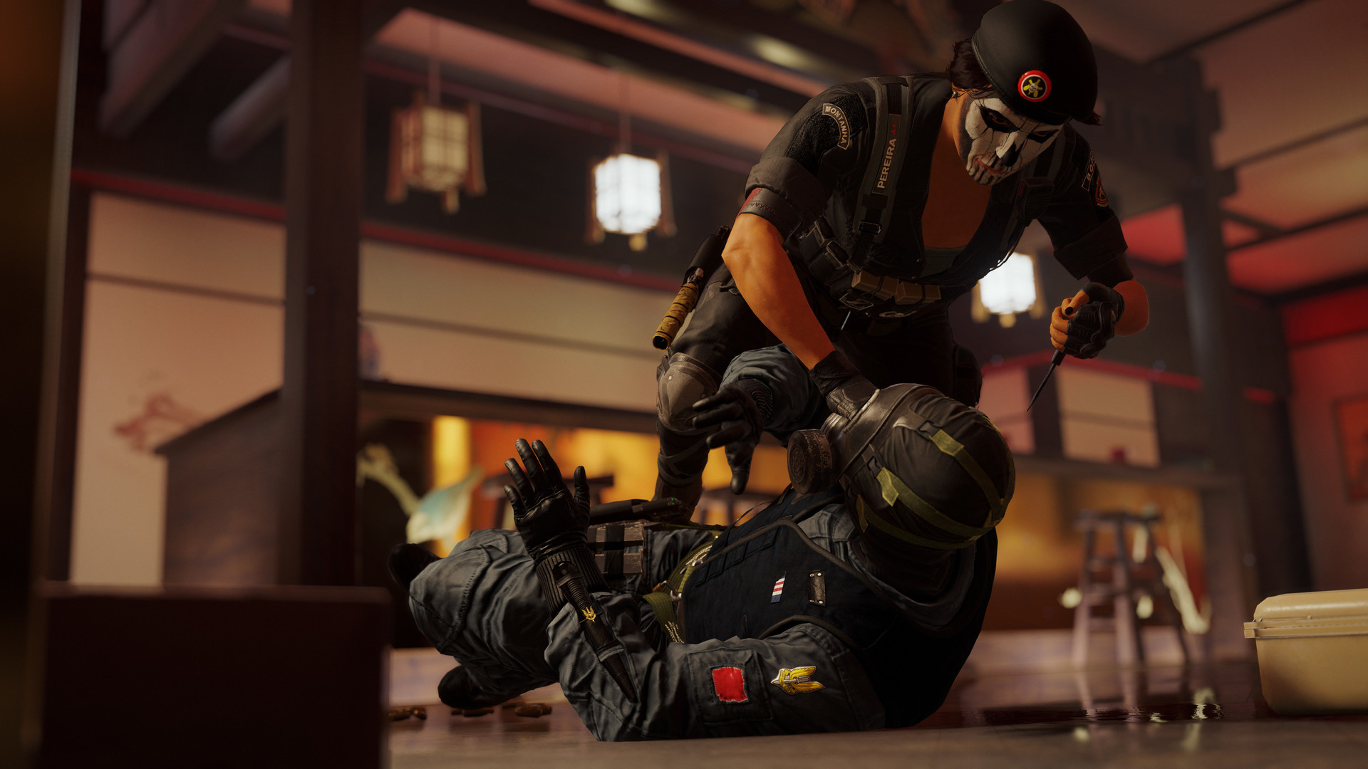 Rainbow Six Siege cheaters can apparently make you change operators now