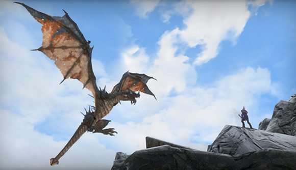 This Skyrim Mod Lets Dragons Talk Pcgamesn