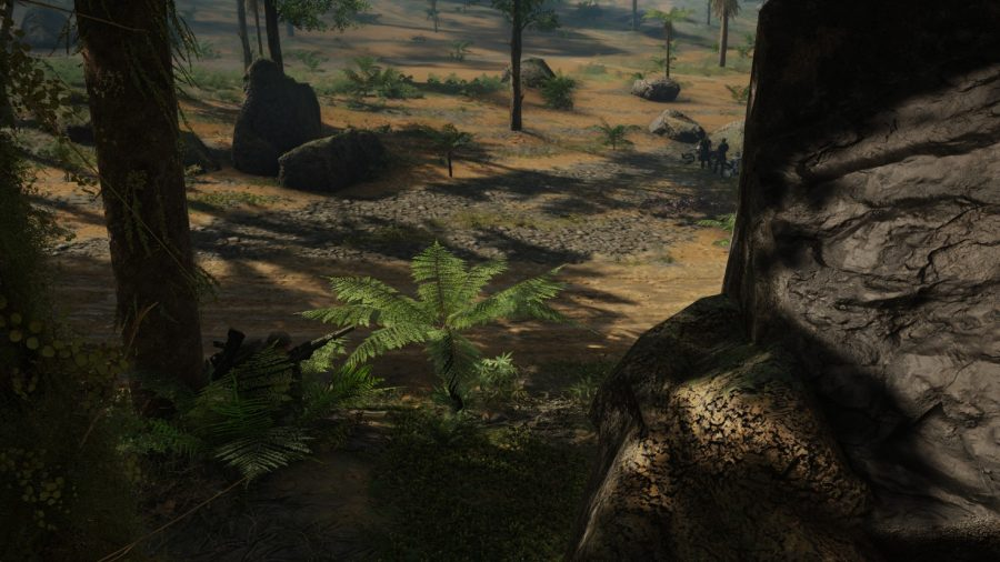 Sniper Games, Ghost Recon Breakpoint