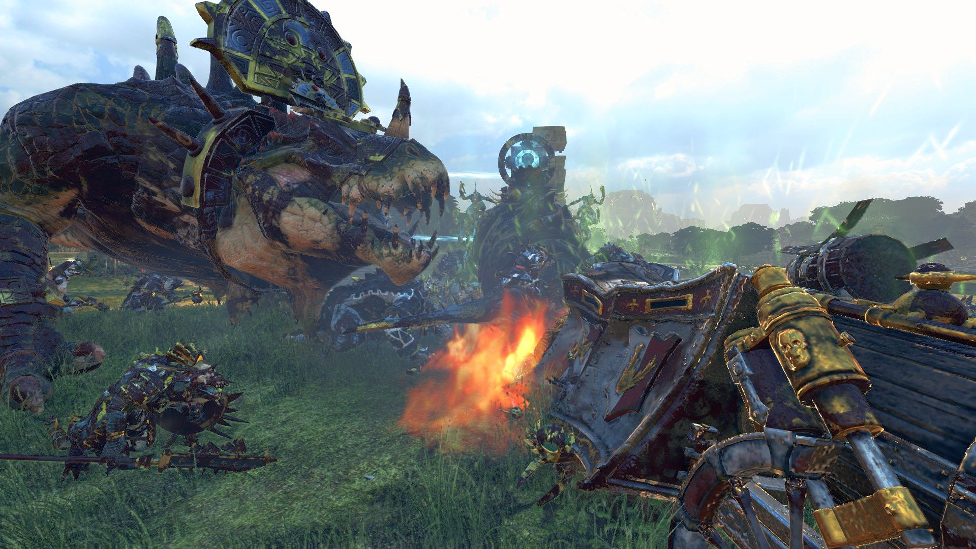Total War Warhammer 2 The Hunter And The Beast Review Pcgamesn Feel free to send us your own. total war warhammer 2 the hunter and