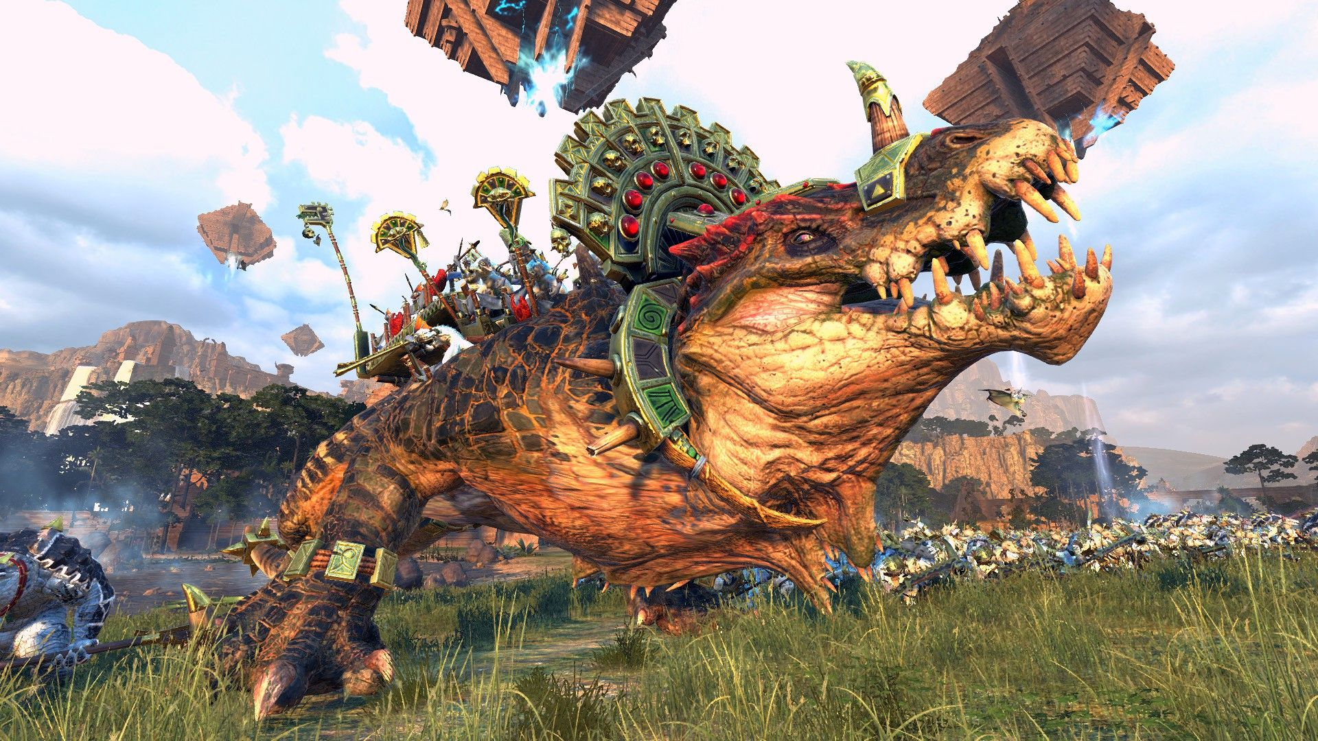 Nakai The Wanderer Dlc : With this addition tho, having nakai, kroxigor ancients and sacred kroxigor, i've found new love for them, more so than saurus (skinks are still amazing), and i love the idea of some kroxigor just being more capable and intelligent for war like the ancients.