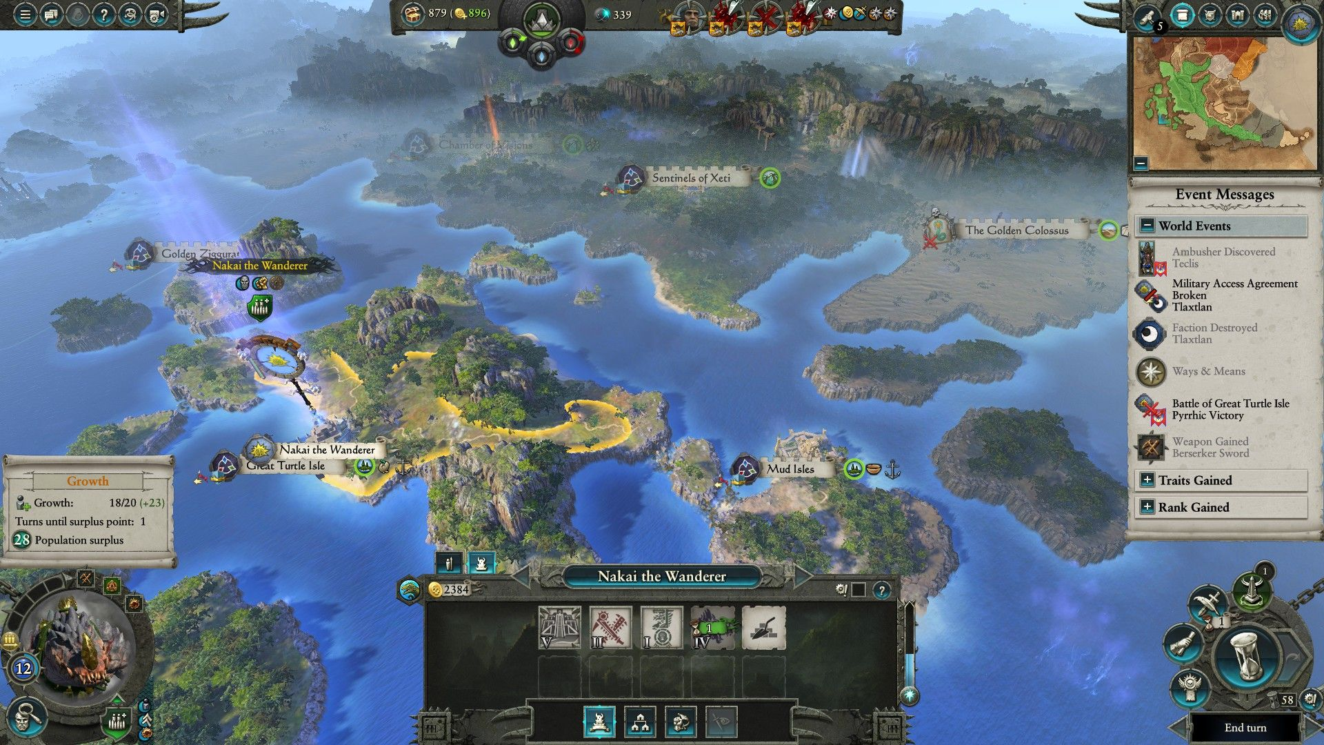 Total War Warhammer 2 The Hunter And The Beast Review Pcgamesn Wounds have healed, but the peace that should have fallen over the city of wind, mondstadt, did not arrive. total war warhammer 2 the hunter and