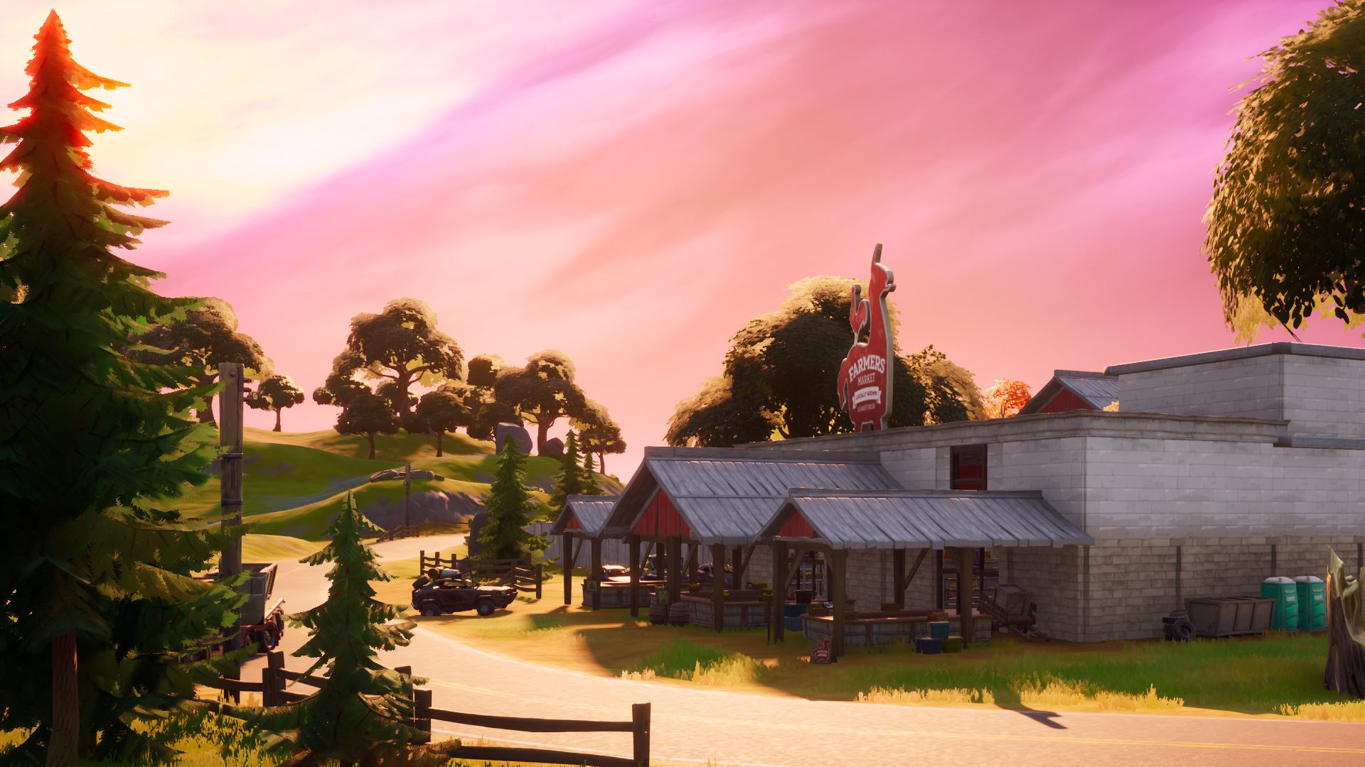 Fortnite Named Locations Where To Find The New Locations On Fortnite S New Map Pcgamesn
