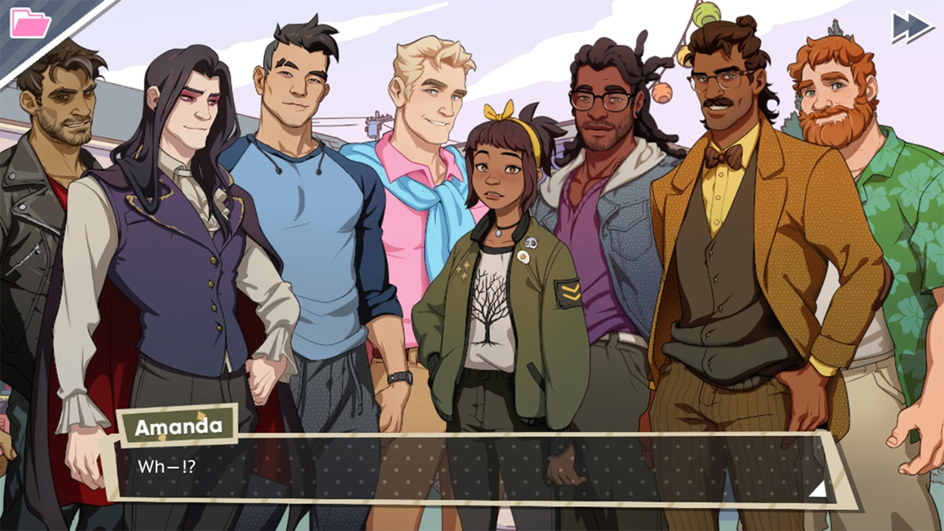 Steam are holding an LGBTQ+ sale highlighting queer games and creators