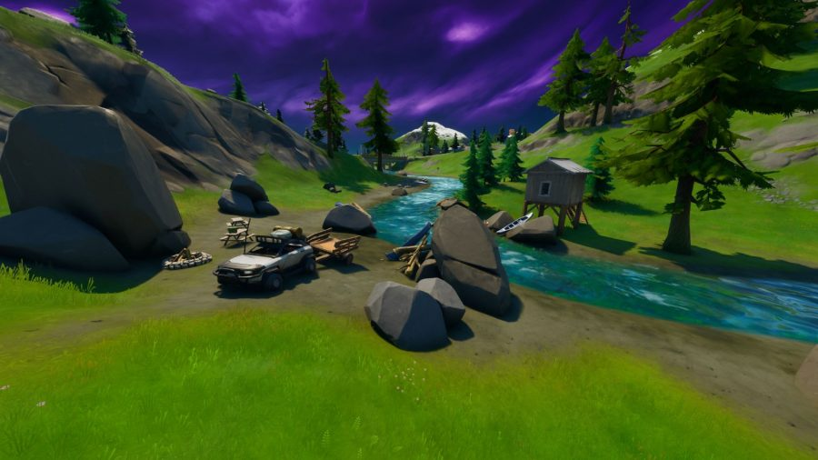 Fortnite Landmark Locations Discover Landmarks On