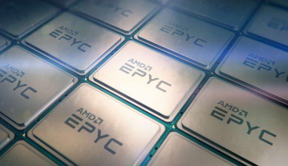 AMD EPYC server chips
