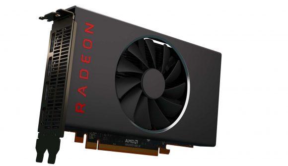 AMD RX 5500-series GPU