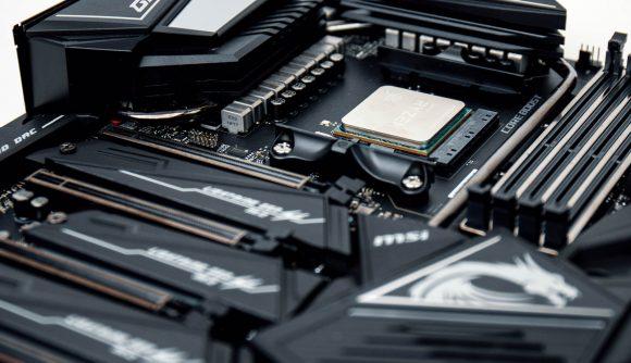 3rd Gen AMD Ryzen CPU