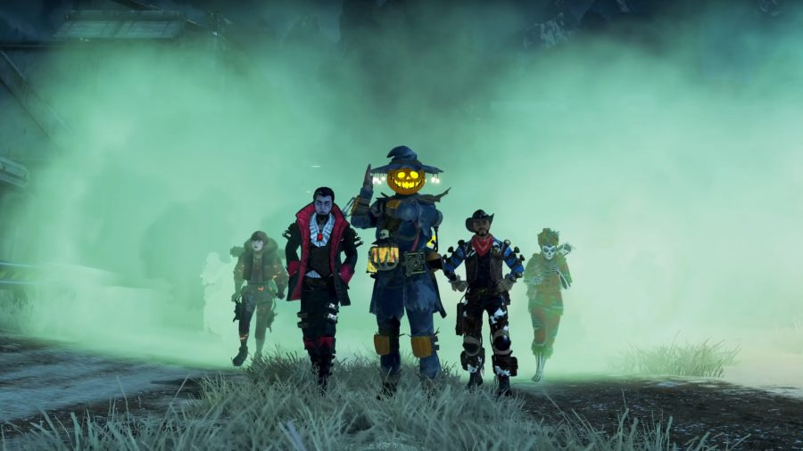 Best in-game Halloween events