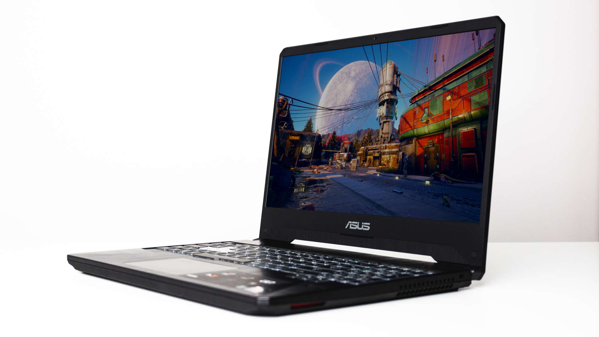 Asus Tuf Fx505dt Review A Genuinely Affordable Gaming Laptop Pcgamesn