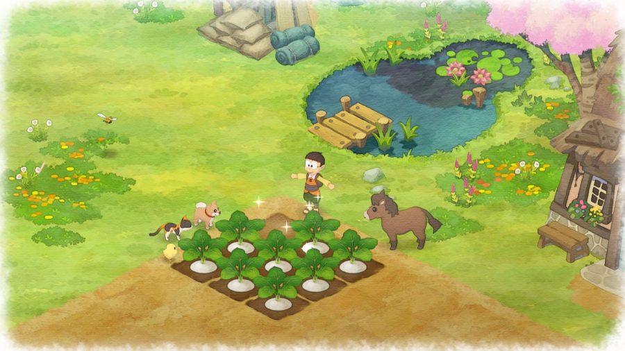 best-farming-games-doraemon-story-of-seasons