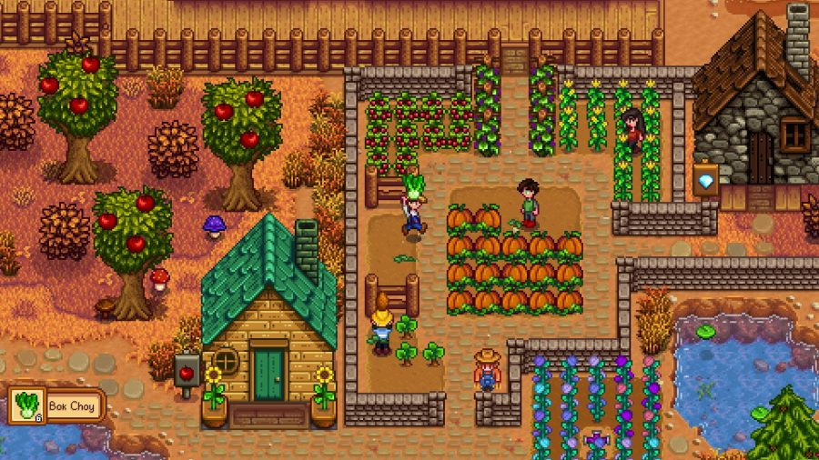 best-farming-games-stardew-valley