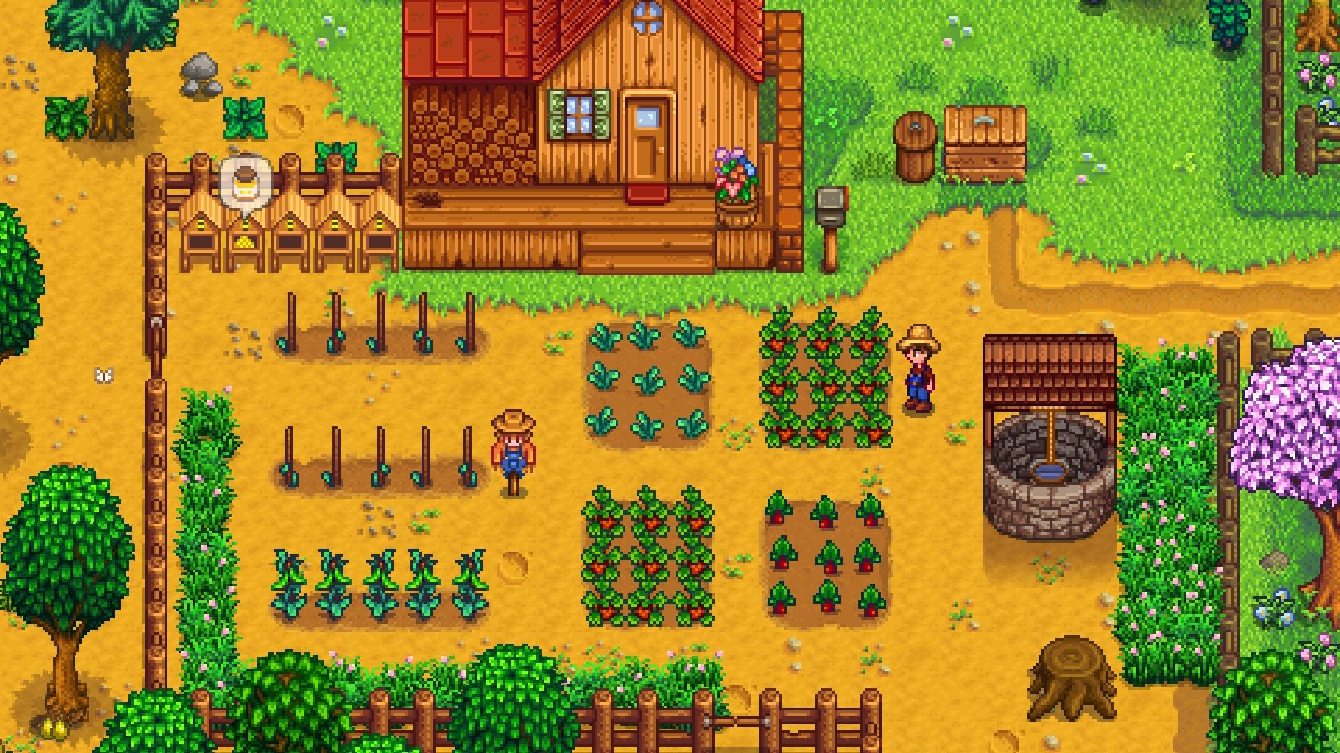 build a farm game online free